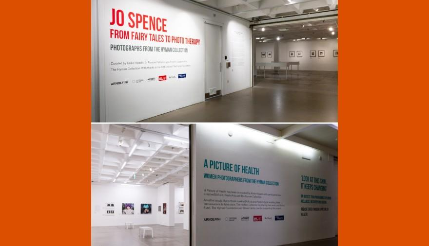 Exhibition Walkthroughs with Arnolfini