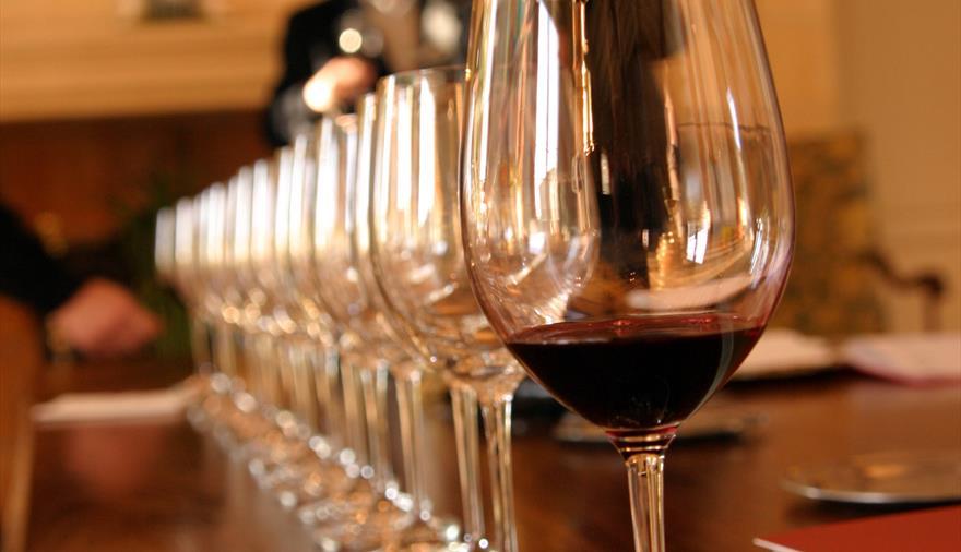 Averys Presents: Bordeaux Tasting