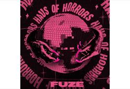 FUZE Halloween poster