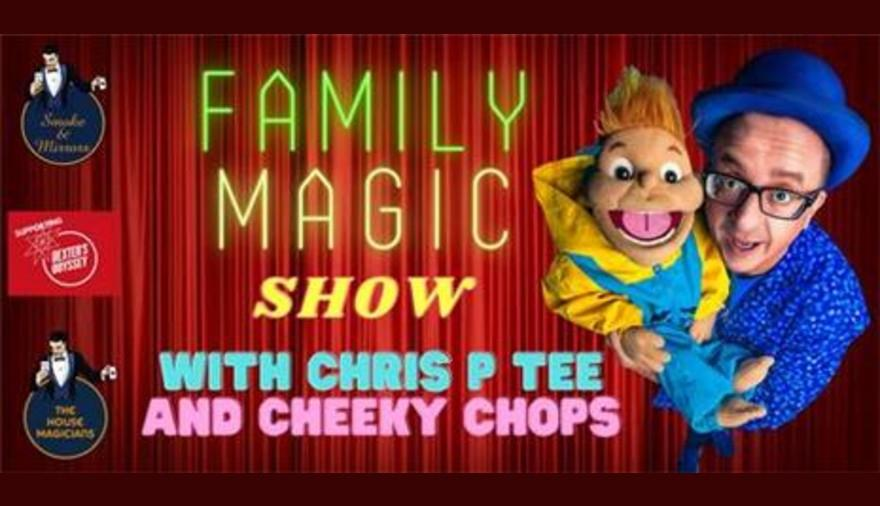 Family Comedy & Magic Show at Smoke & Mirrors Magic Theatre Bar