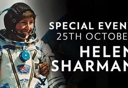 Family Space Day with Helen Sharman at Aerospace Bristol