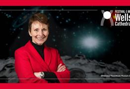Festival of the Moon with Helen Sharman at Wells Cathedral's