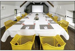 Conference room at Folly Farm Centre