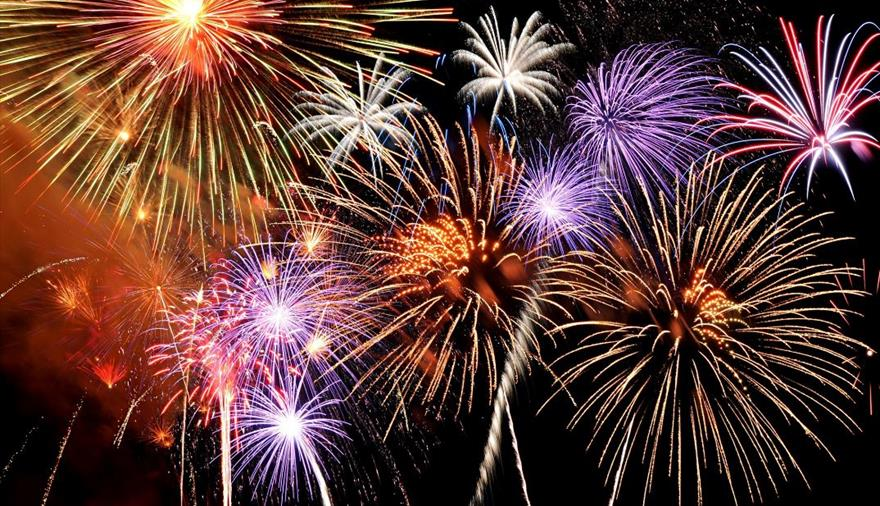 Portishead Firework Spectacular