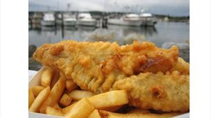 Fish and Chip Trip aboard The Matthew
