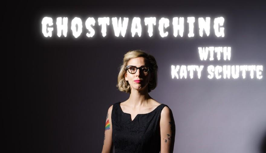 Ghostwatching with Katy Schutte with the Bristol Improv Theatre