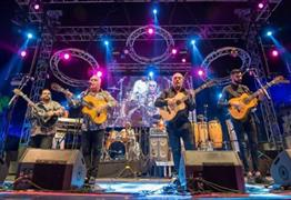 Gipsy Kings by Andre Reyes at the O2 Academy