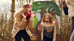 Gruffalo Spotters trail at Westonbirt Arboretum. Image credit: Tom Donald