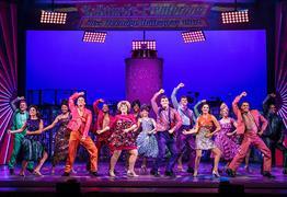 Hairspray at Bristol Hippodrome Theatre credit Darren Bell