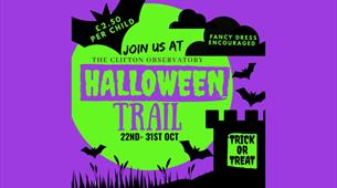 Half-Term Halloween Trail at Clifton Observatory