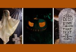 Halloween Spooky Barn & Potion Making at Windmill Hill City Farm