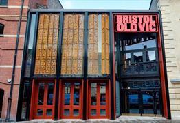 Blahblahblah: Harry Baker at Bristol Old Vic Theatre