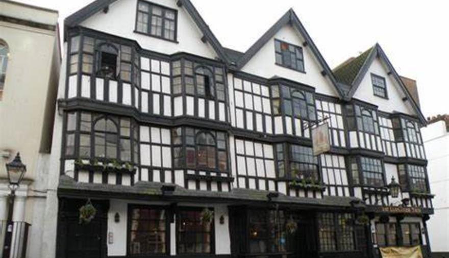 Haunted and Hidden Bristol Walking Tour