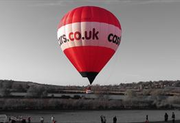 Balloon flight experience with Elite Air