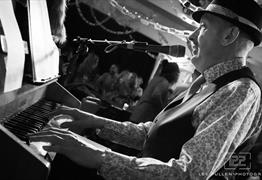 Ian's Live Piano Bar, Live! at The Bristol Improv Theatre