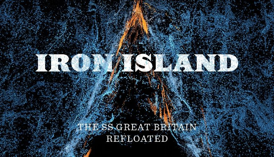 Iron Island at Brunel's SS Great Britain