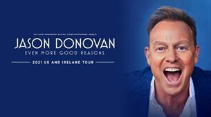 Jason Donovan: Even More Good Reasons at Bristol Hippodrome