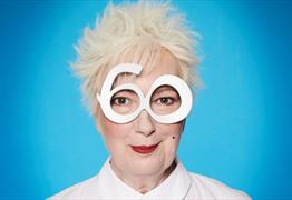 Jenny Eclair: Sixty! at Redgrave Theatre
