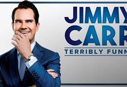 Jimmy Carr - Terribly Funny at Bristol Hippodrome