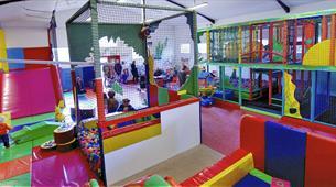 Adventure Play at Noah's Ark Zoo Farm