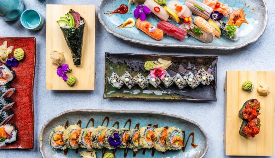 KIBOU Clifton - sushi