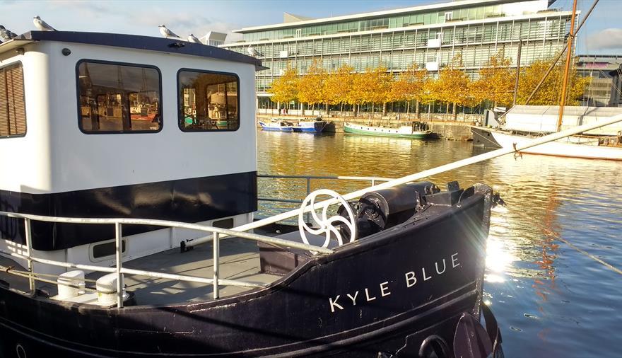 Kyle Blue Hostel Bristol