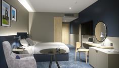 Leonardo Hotel Bedroom