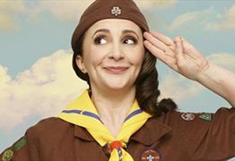 Lucy Porter at The Hen & Chicken