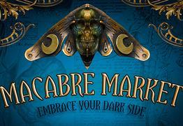 Macabre Market at Arnos Vale Cemetery