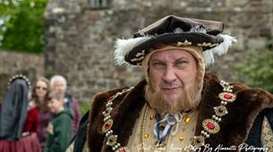 Meet the Tudors at Berkeley Castle