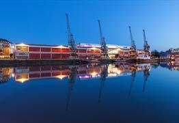 M Shed Bristol Harbourside