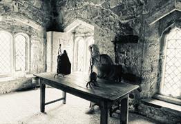 Murder & Surrender at Berkeley Castle