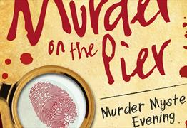 Murder on the Pier: Murder at the School Reunion at the Grand Pier
