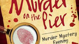 Murder on the Pier: Murder Ahoy! at the Grand Pier