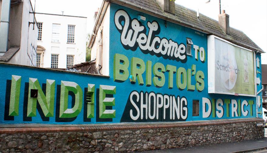 Gloucester Road Shopping