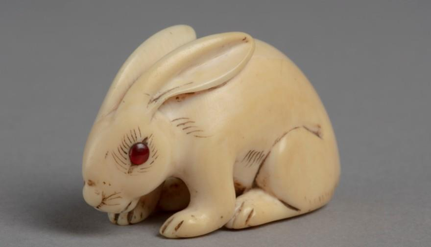 Netsuke: miniature masterpieces from Japan with Bristol Museum & Art Gallery