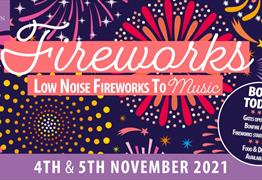 Old Down Country Park Low Noise Firework Nights