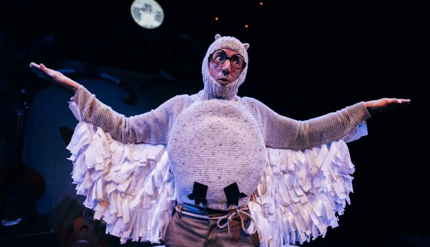 Online Stream: The Night that Autumn turned to Winter by Bristol Old Vic