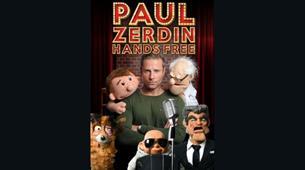 Paul Zerdin: Hands Free at Redgrave Theatre