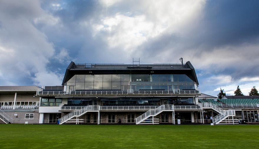 GCCC Pavilion Ground