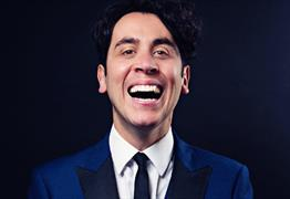Pete Firman: Bag of Tricks at the Redgrave Theatre