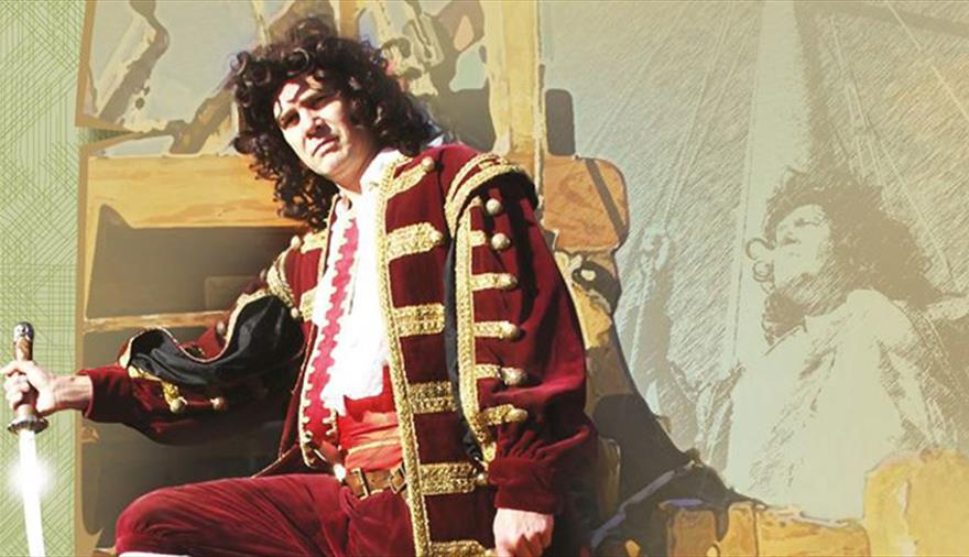 Captain Barnacle's Pirate Panto on The Matthew