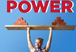 Power created by Strong Lady Charmaine Childs at Circomedia