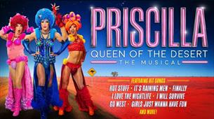 Priscilla Queen of the Desert at Bristol Hippodrome