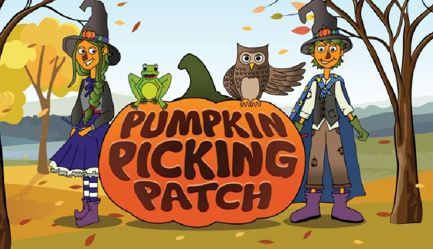 Pumpkin Picking Patch at The Globe Roundabout