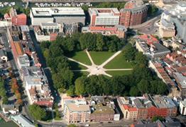Queen Square - Copyright Destination Bristol