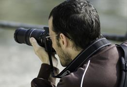 Photography workshops with the Royal Photographic Society