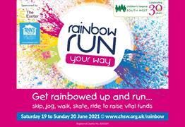 Rainbow Run Your Way