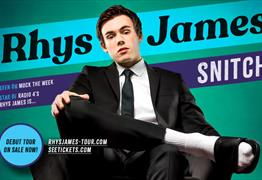 Rhys James: Snitch at 1532 Performing Arts Centre