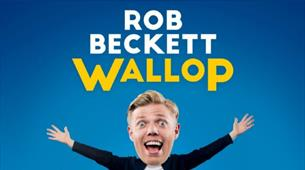 Rob Beckett: Wallop at Bristol Hippodrome